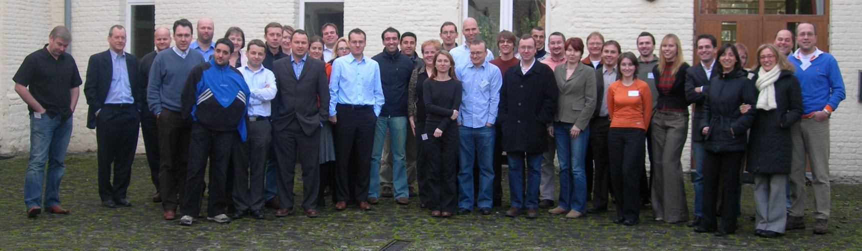 Group picture from Tervuren