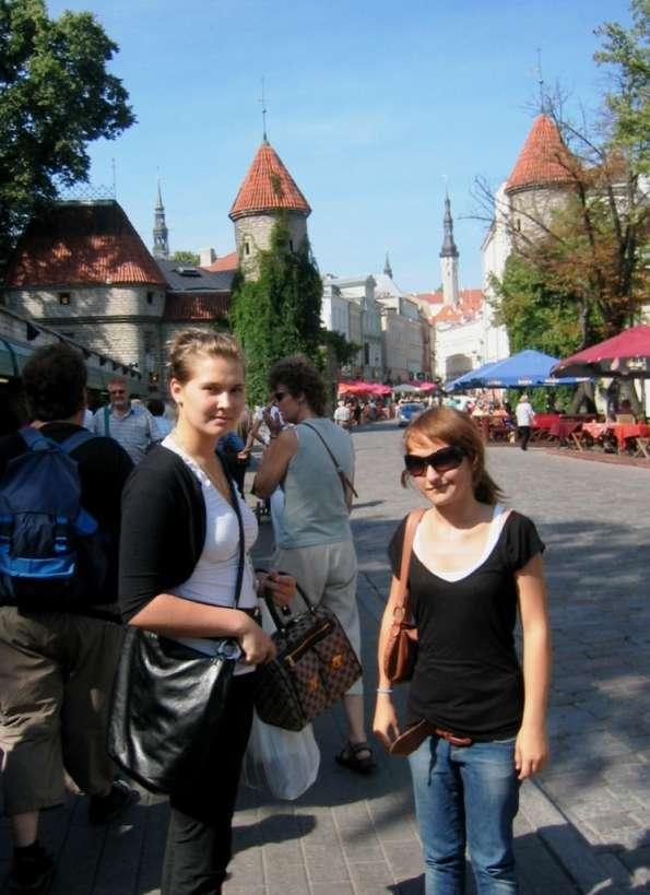 Satu ja Petra Tallinna