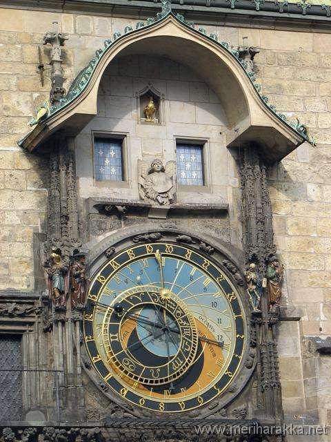 Praha Astroniminen kello