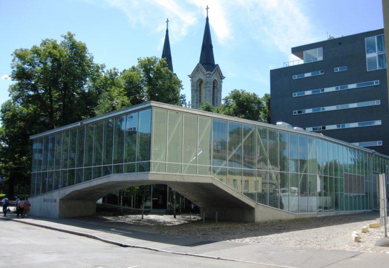 Tallinna 2008 Tallinna miehitysmuseo