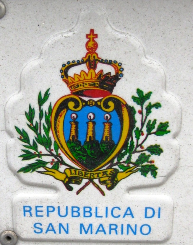 San Marinon vaakuna
