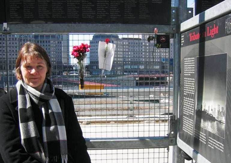 Pirkko Ground Zerolla keväällä 2004