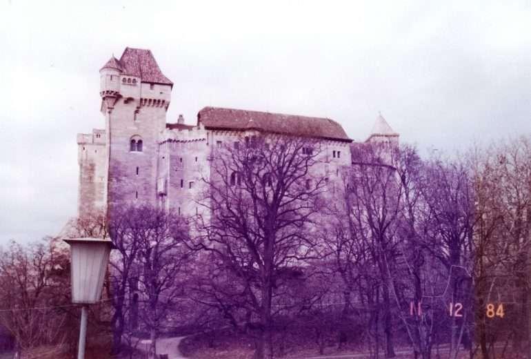 Liechtensteinin linna Wienissä