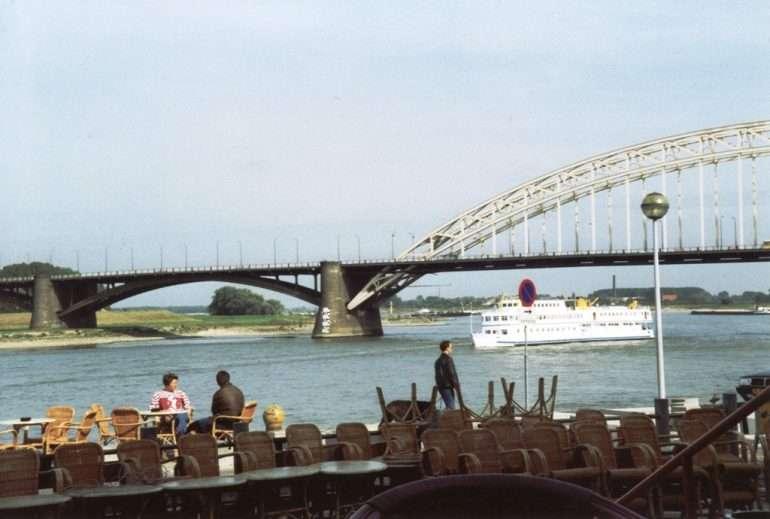 Nijmegenin lenkkimaisemia 1992