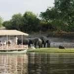Elämää Chobe-joella Botswanassa ja Namibiassa