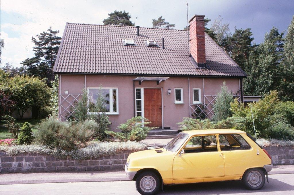 Renault 5 1979