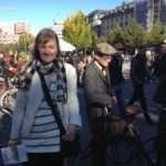 Bike in TWEED in Stockholm