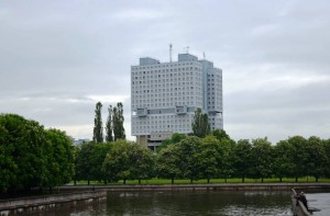 Kaliningrad 12 tunnissa