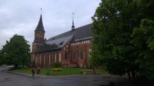Köningsbergin katedraali