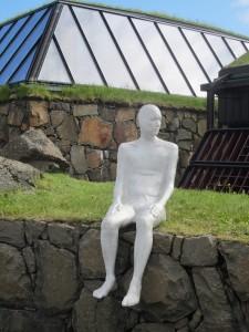 Torshavn – patsaiden kaupunki