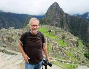 Lasse Machu Picchulla