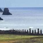 Pääsiäissaari ja moai-patsaat