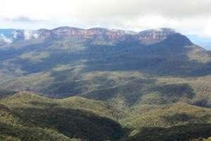 Blue Mountains ja Australian ihmeelliset eläimet