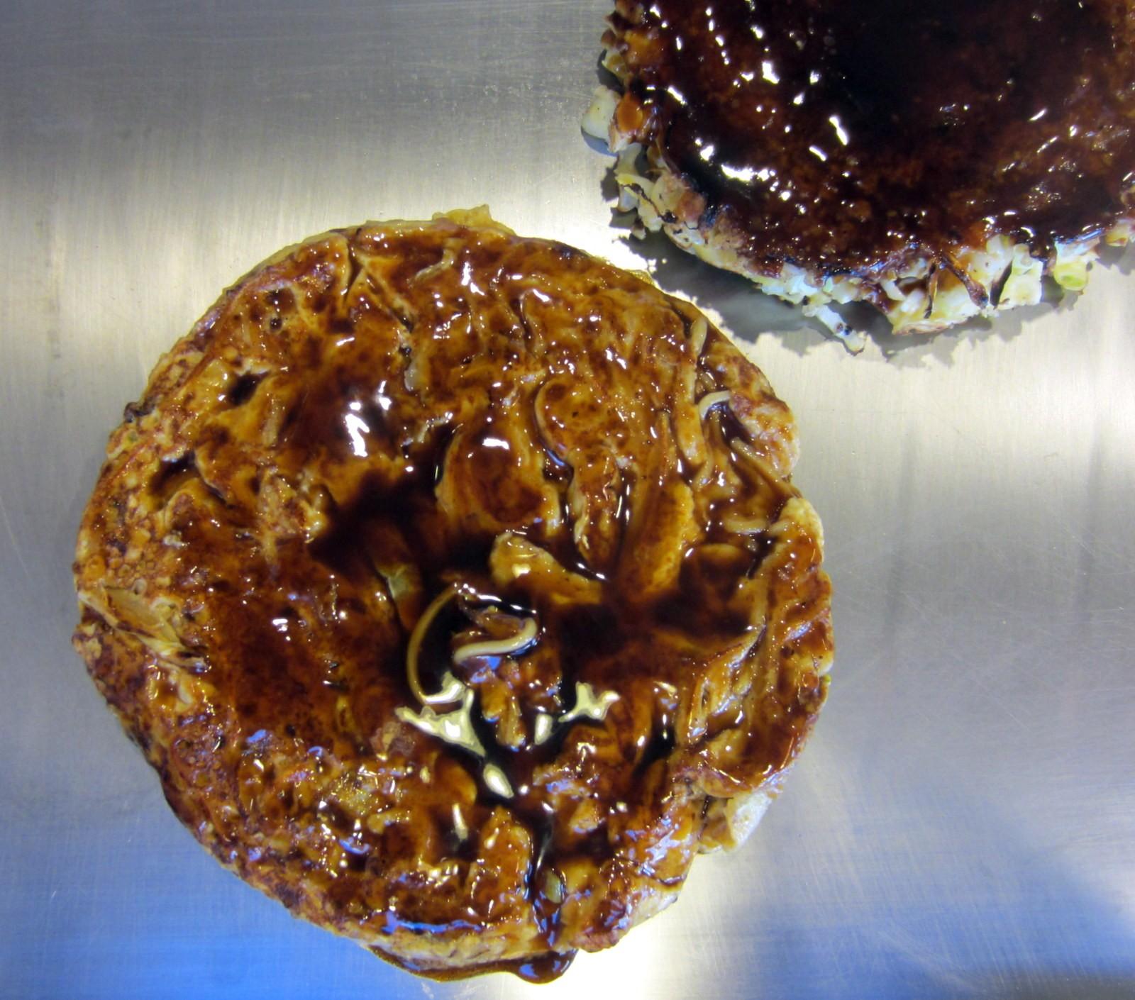 Okonomiyaki ja Shabu Shabu