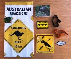 Matkamuistoja maailmalta, Austraalia