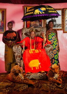 10.His Majesty Kpodegbe Toyi Djigla of Allda 110x 80 cm _2012