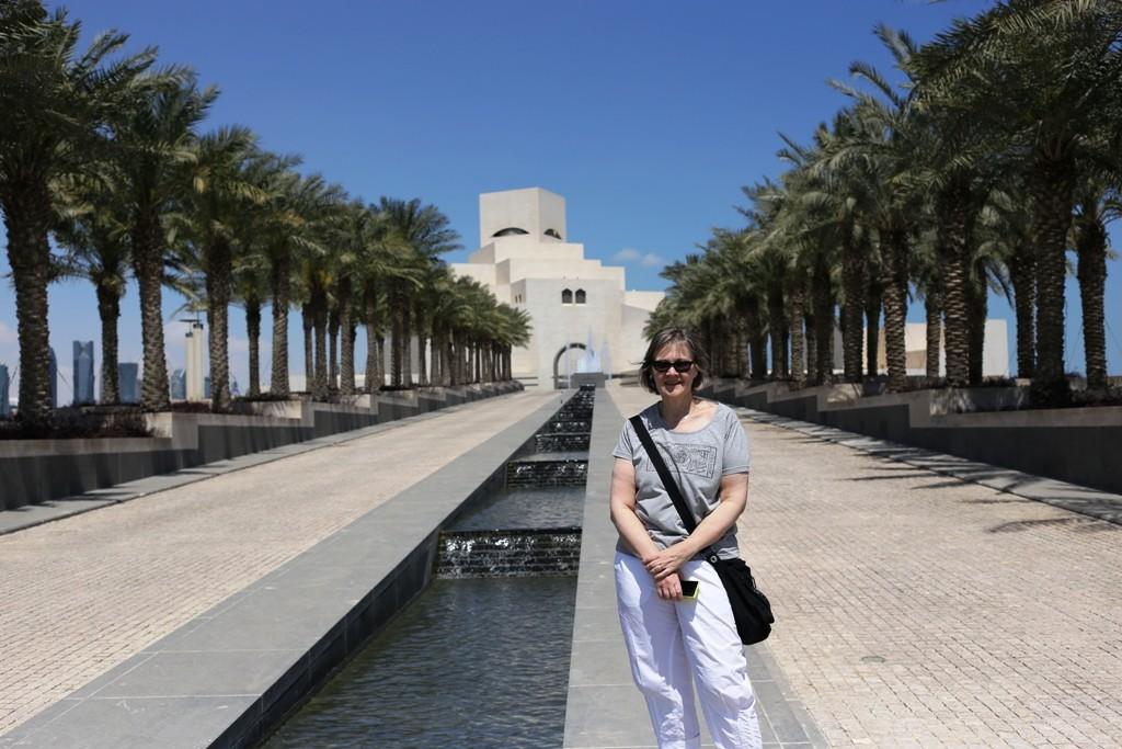 Islamilaisen taiteen museo Dohassa