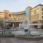 Yerevan ja muutama kirkko ja luostari