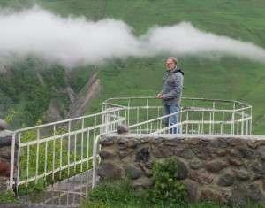 Gudauri, Ananuri ja Tbilisin ränsistyneempi puoli