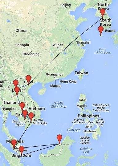 Asia 2014