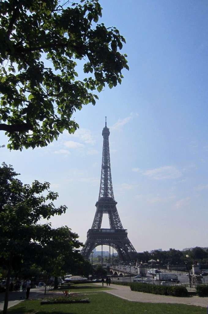 Pariisia valikoiden