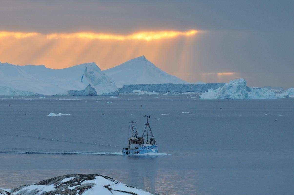 Grönlanti matkahaaveita Ilulissat