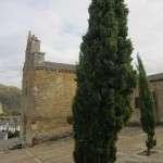 Kävellen, melkein, Santiago de Compostelaan