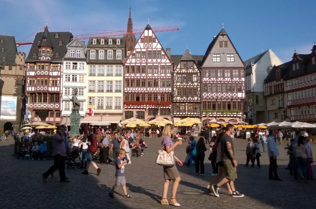 Frankfurt Altstadt