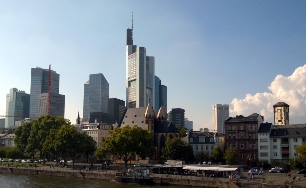 Viikonloppumatka Frankfurtiin