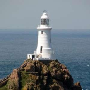 Jersey, Corbiere lighthouse