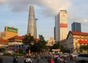 Sky Deck Ho Chi Minh City Saigon
