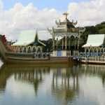 Brunein sulttaanin vieraana