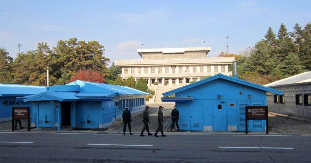 Pohjois-Korea, DMZ Soul DMZ Pohjois-Korea