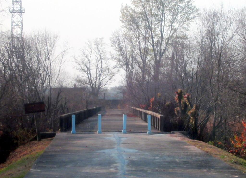 Pohjois-Korean raja, No return -silta Soul DMZ Pohjois-Korea