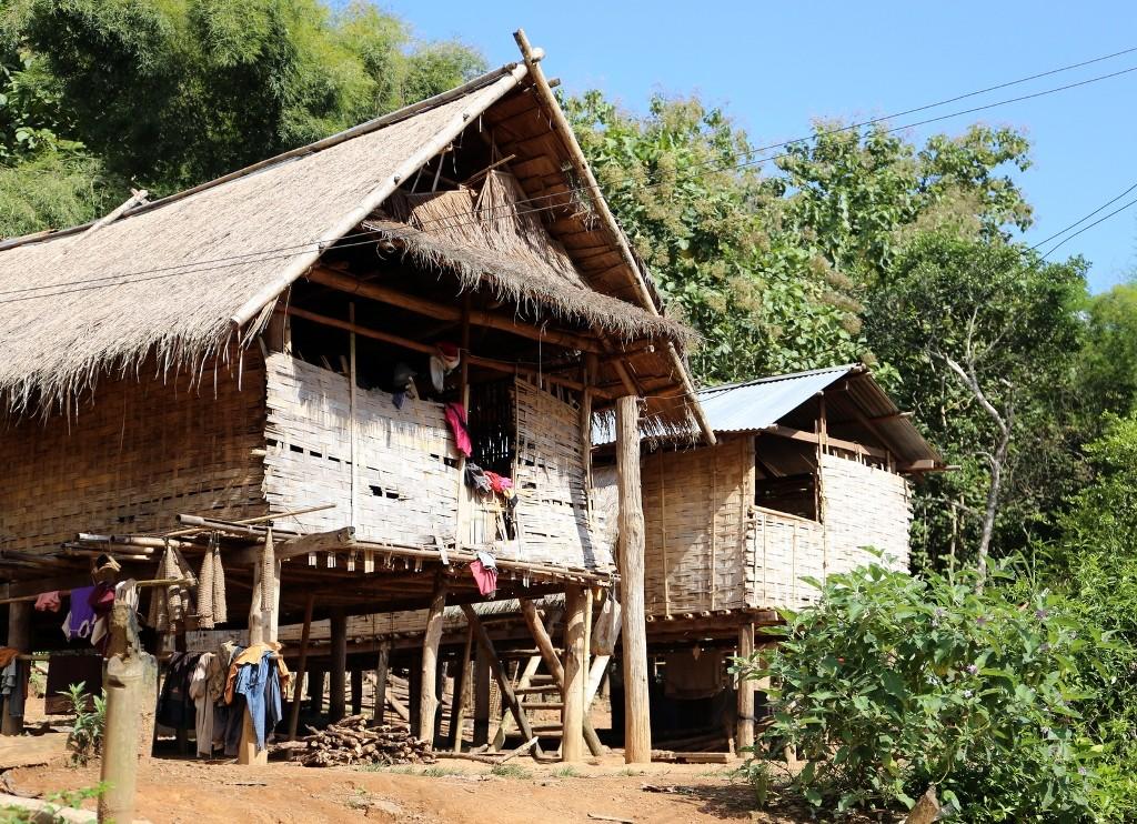 Mekong Laos Cultural village