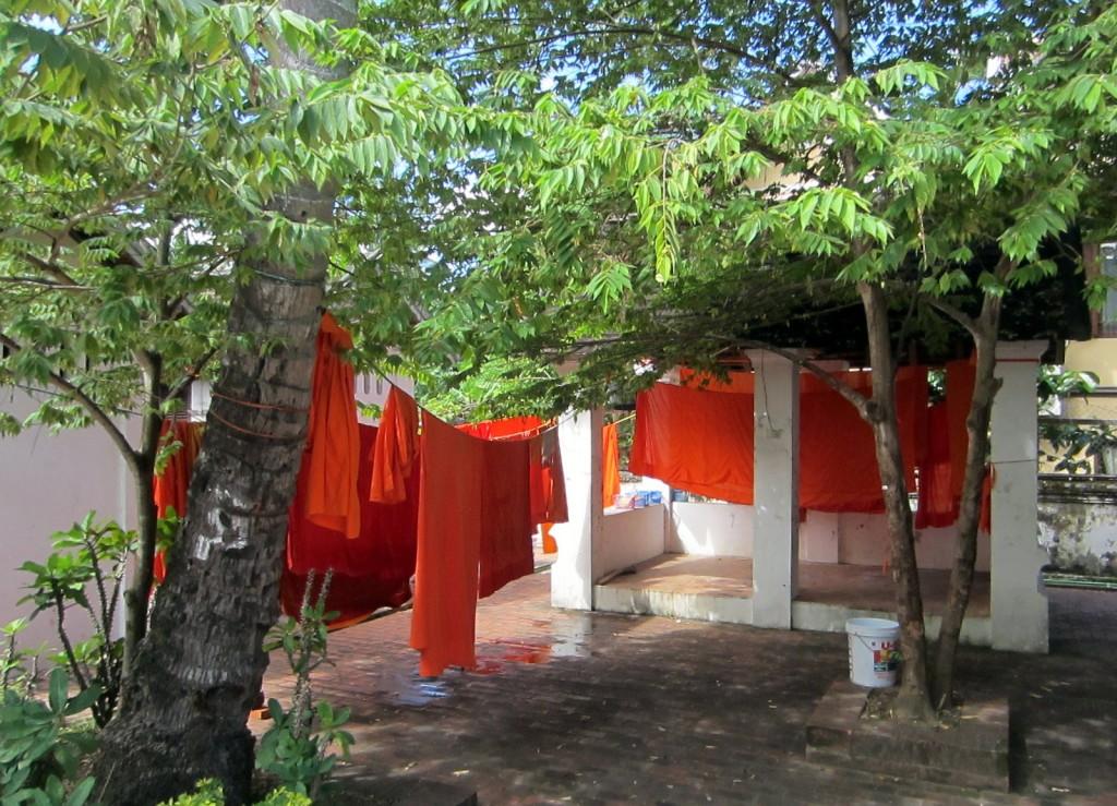 Luang Prabang monks