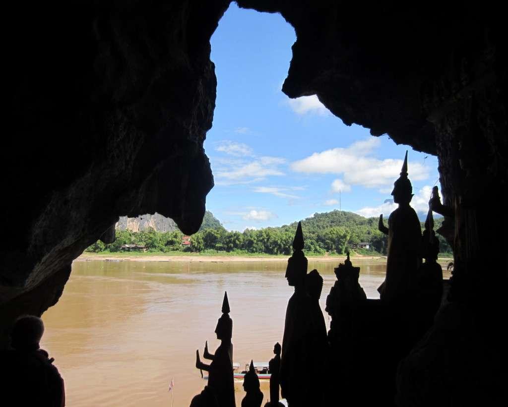 Mekong Pak Ou Laos