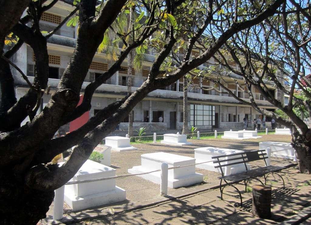 Tuol Sleng S-21 Phnom Penh