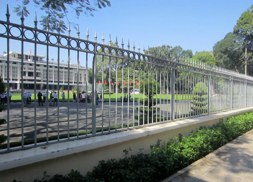Ho Chi Minh City Saigon President Palace