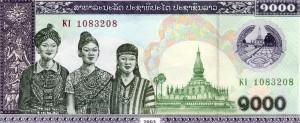 Laos LAK