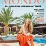 Meriharakka Mondo-lehdessä