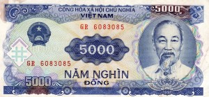 Vietnam VND