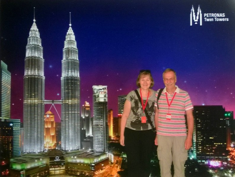 Kuala Lumpur Malesia Petronas Towers