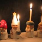 Joulukalenterisuositus – ja maabongausta