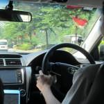Uber-taksilla Vietnamissa ja Malesiassa