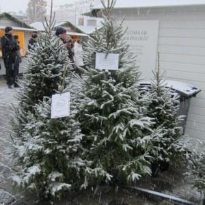 Joulu Helsinki Tuomaan Markkinat