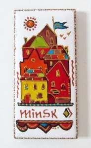 Fridge magnet Minsk Belarus