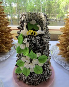 Wedding cake Lithuania