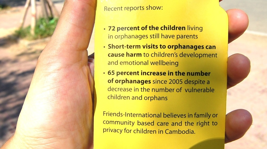 Orphanage facts