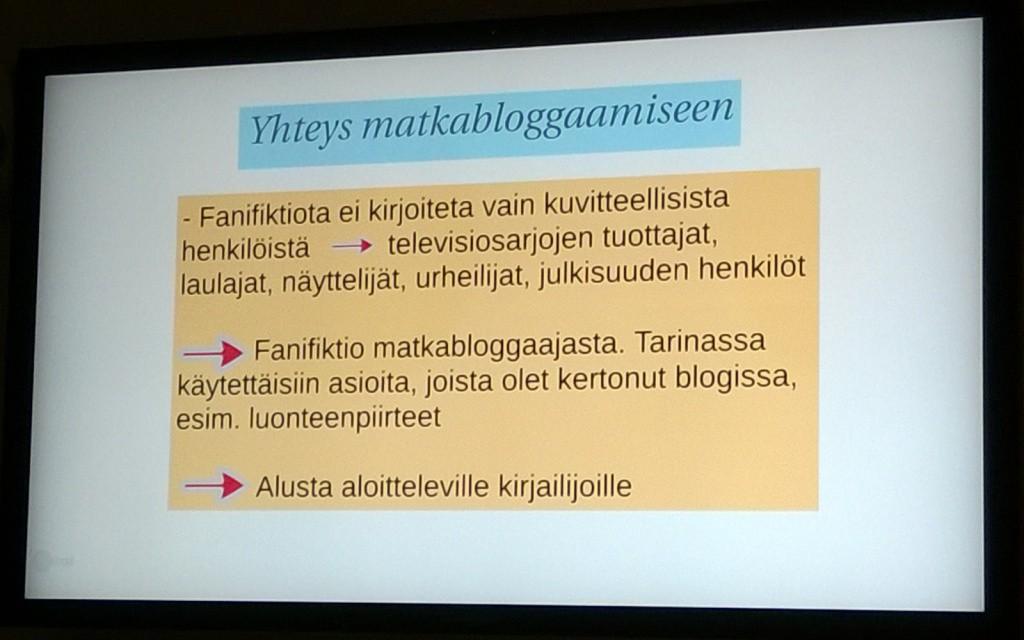 US Embassy Finland Fanifiktio Tiiu Särkijärvi